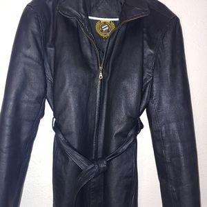 Michael Michelle Women's large leather jacket